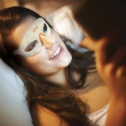 Masque Ophtalmo Frontal Magnétiques AURIS vue sur visage