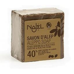 Savon d'Alep 40% HBL 200g NAJEL
