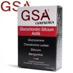 Vente Silicium Actifs Glucochondro 30 Comprimés AQUASILICE