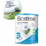 Vente Lait De Croissance 10 mois à 3 Ans Bio 900g BIOSTIME