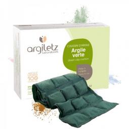 Coussin d'Argile Verte 36 Alvéoles 900g ARGILETZ