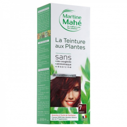 Teinture Aux Plantes N°7 Auburn 250ml MARTINE MAHE