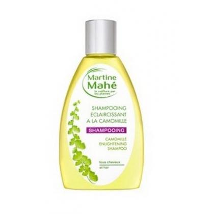 Shampoing Éclaircissant à La Camomille 200ml MARTINE MAHE