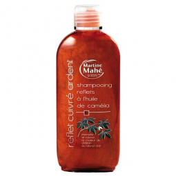 Shampoing Reflets Cuivre Ardent 200ml MARTINE MAHE