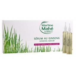 Sérum Au Ginseng Boîte 10 ampoules MARTINE MAHE