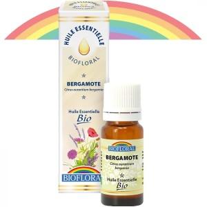 Vente Huile Essentielle Bergamote Bio 10ml BIOFLORAL