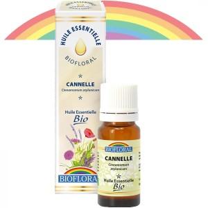 Vente Huile Essentielle Cannelle Bio 10ml BIOFLORAL