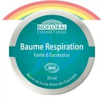 Vente Baume Respiration Karité et Eucalyptus Bio 35ml BIOFLORAL