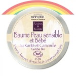 Vente Baume Peau Sensible et Bébé Karité Camomille Bio 35ml BIOFLORAL