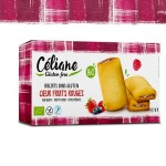 Vente Biscuits Cœur Fruits Rouges Bio 160g CELIANE