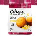 Vente Mini Muffins Citron 210g CELIANE