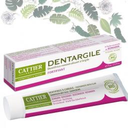 Dentifrice Adultes Dentargile Romarin Bio 75ml CATTIER