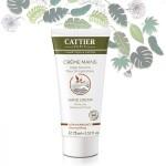 Vente Crème Mains Ultra-nourrissante Argile Blanche et Fleur d'Impératoire Bio 75ml CATTIER