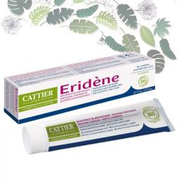 Dentifrice Blanchissant Eridène Sans Sulfate Sans Fluor Bio 75ml CATTIER