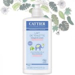 Vente Lait De Toilette Bio 500ml CATTIER