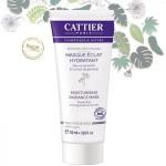 Vente Masque Éclat Hydratant Source Délicieuse Bio 50ml CATTIER