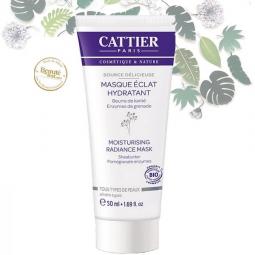 Masque Éclat Hydratant Source Délicieuse Bio 50ml CATTIER