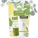 Vente Kit Hydratant Crème Mains Sèches + Stick Lèvres Bio CATTIER