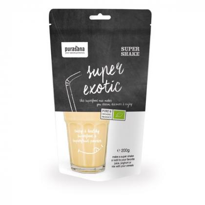 Tasty Shake Exotic - Préparation Pour Smoothie Bio 200g PURASANA