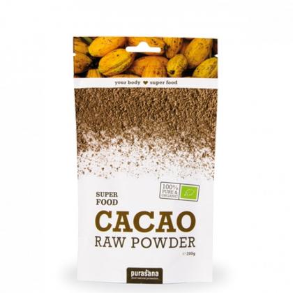 Super Food Poudre Cacao Bio 200g PURASANA