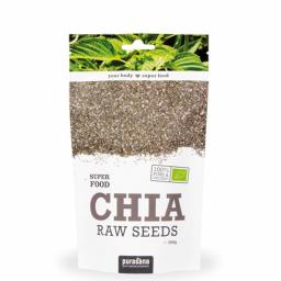 Super Food Graine De Chia Bio 200g PURASANA