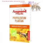 Vente Propolentum Plantin 30 Pastilles Pour la Gorge AAGAARD