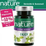 Vente Enjoy 60 ou 180 Gélules BOUTIQUE NATURE