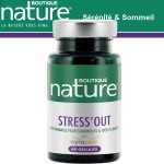 Vente Stress'Out 60 Gélules BOUTIQUE NATURE