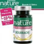 Vente Bourrache + Vitamine E 90 ou 270 Capsules BOUTIQUE NATURE
