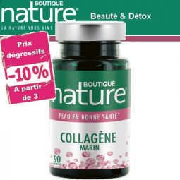 Collagène Marin 90 Comprimés BOUTIQUE NATURE