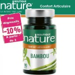 Vente Bambou 90 Gélules BOUTIQUE NATURE