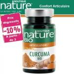 Vente Curcuma Et Poivre Noir Bio 60 ou 180 Gélules BOUTIQUE NATURE