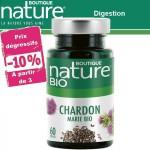 Vente Chardon Marie Bio 60 ou 180 Gélules BOUTIQUE NATURE