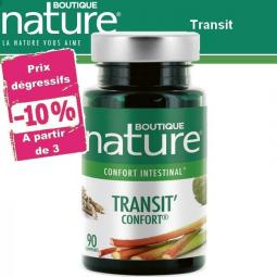 Transit'Confort 90 ou 270 Comprimés BOUTIQUE NATURE