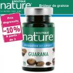 Vente Guarana 90 Gélules BOUTIQUE NATURE