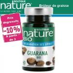 Vente Guarana Bio 60 Gélules BOUTIQUE NATURE