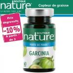 Vente Garcinia 60 ou 180 Gélules BOUTIQUE NATURE