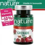 Vente Grenade Bio 60 Gélules BOUTIQUE NATURE