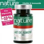 Vente Lait De Jument Bio 60 ou 180 Gélules BOUTIQUE NATURE