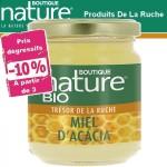 Vente Miel d'Acacia Bio 250g BOUTIQUE NATURE