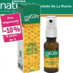 Vente Spray Buccal Propolis Bio 20ml BOUTIQUE NATURE