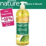 Vente Shampoing Douche Fruité Bio 1l BOUTIQUE NATURE