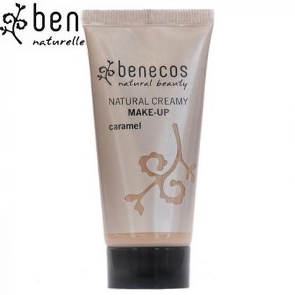 Fond De Teint Crème Caramel Bio 30ml BENECOS