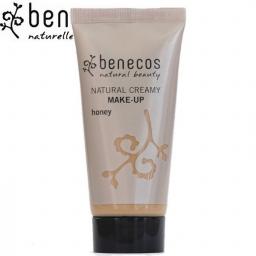 Fond De Teint Crème Miel Bio 30ml BENECOS