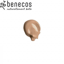 Fond De Teint Crème Miel Bio BENECOS
