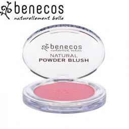 Fard à Joues Rose Bonbon Bio 5,5g BENECOS