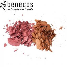 Poudre Duo Teint Soleil Nuits d'Ibiza Bio BENECOS