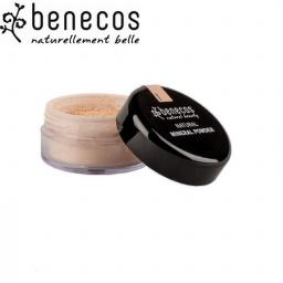 Poudre Libre Minérale Sable Bio 10g BENECOS