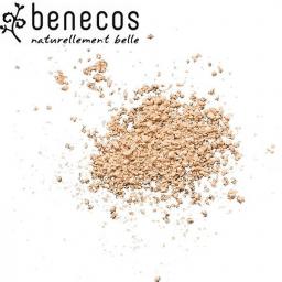 Poudre Libre Minérale Sable Bio BENECOS