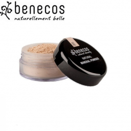 Poudre Libre Minérale Sable Clair Bio 10g BENECOS